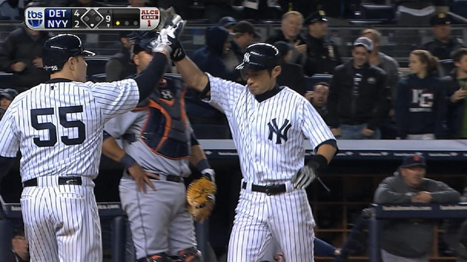 Ichiro's two-run blast