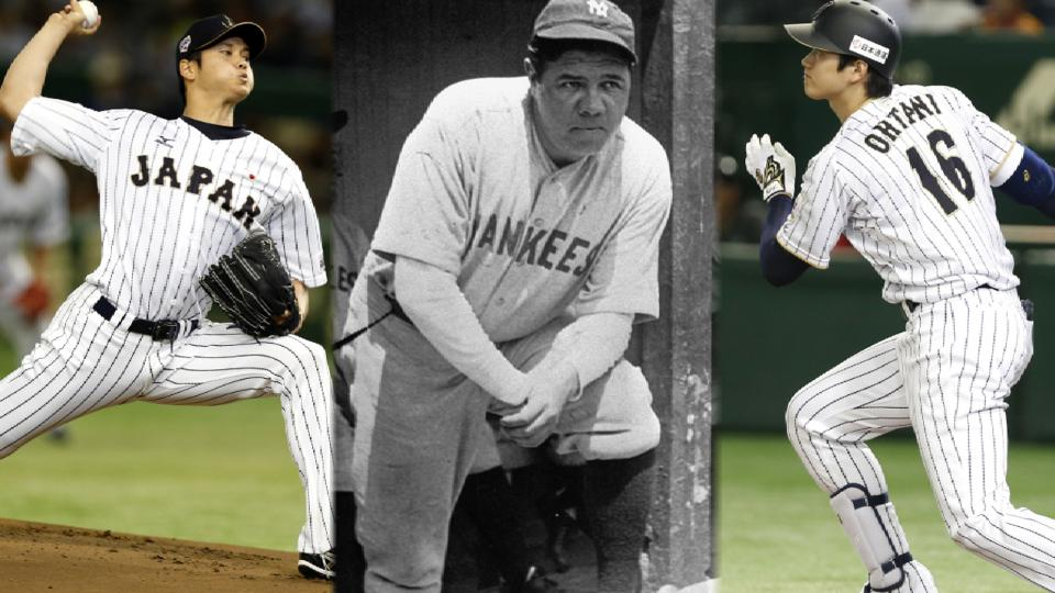 Ohtani on Babe Ruth comparisons
