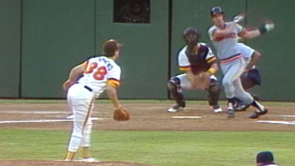 Trammell's RBI single in 1st
