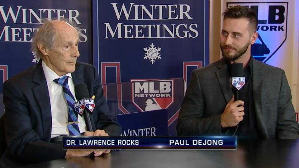 MLB Now: DeJong and Dr. Rocks