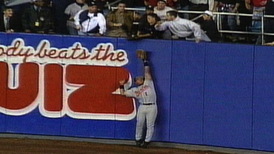 The Jeffrey Maier home run