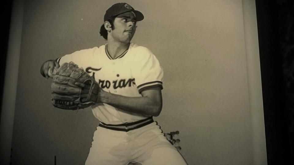 College Baseball HOF: Smalley