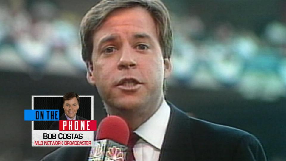Costas on Frick Award, HOF