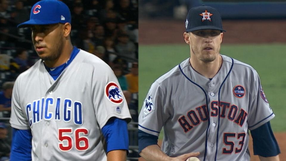 Breaking down Astros' bullpen