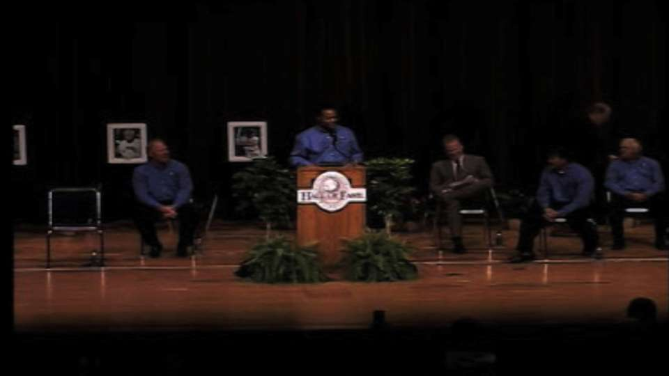 Polk enters College Hall of Fame