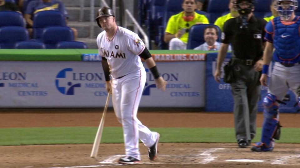 Bour's best plays of 2017