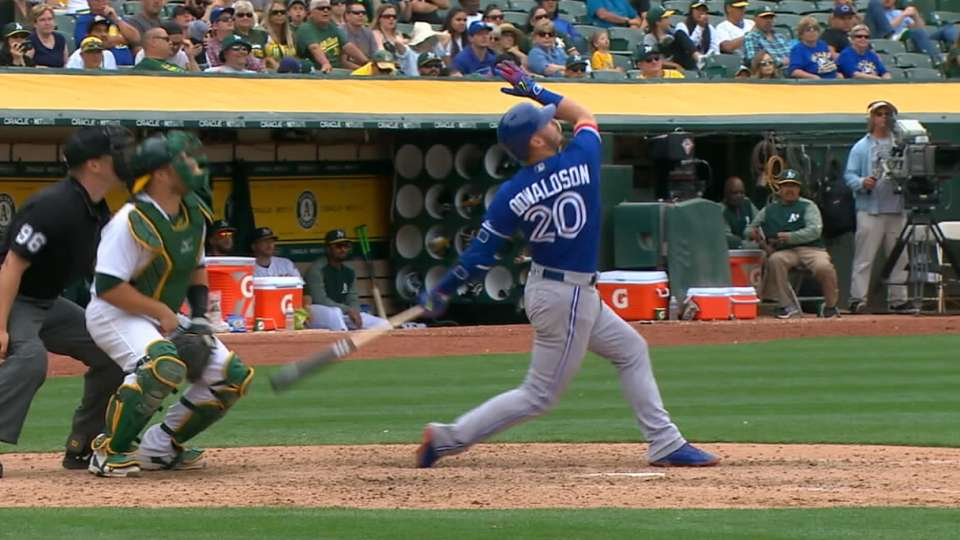 Donaldson may be on the move