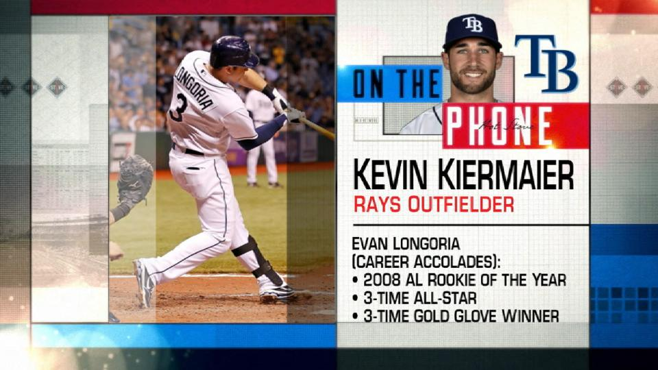 Kiermaier on Longo's impact