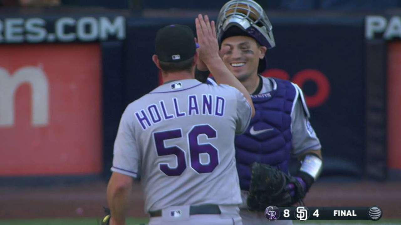 Holland K's Sanchez, the side