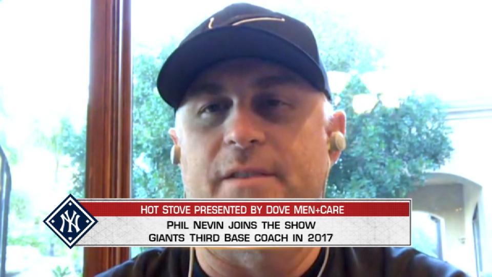 Hot Stove: Phil Nevin