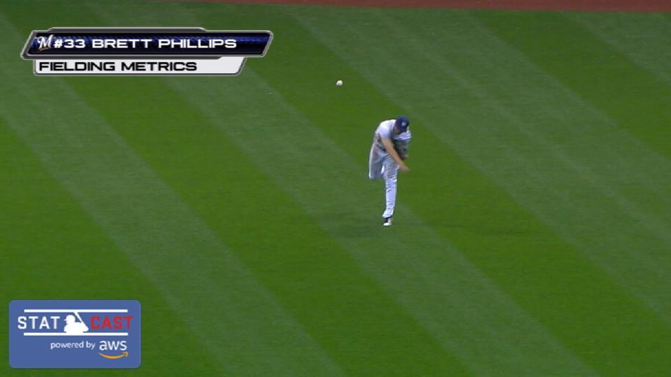 Statcast: Phillips' 104-mph toss