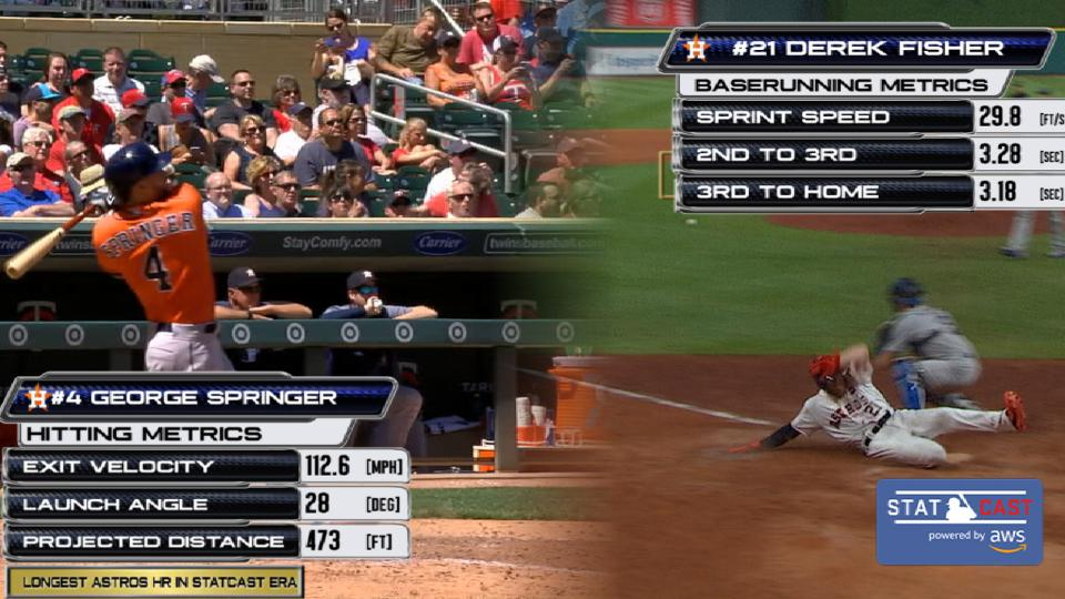 Best of Statcast: Astros