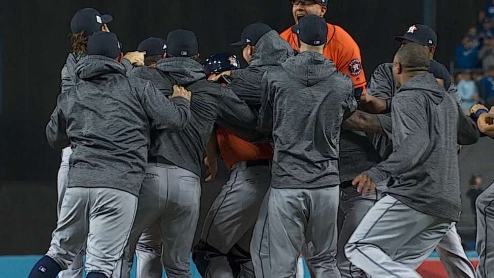 Astros Year in Review: 2017