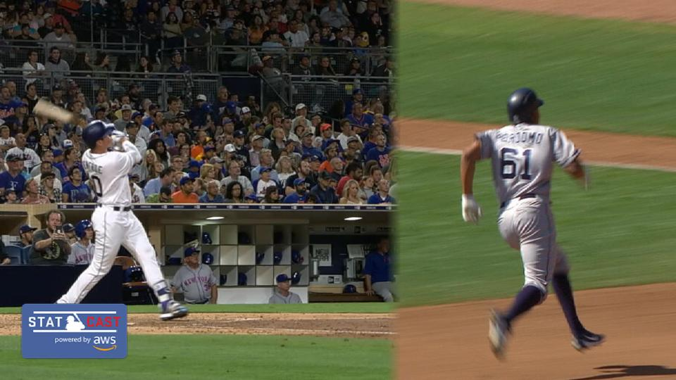 Best of Statcast: Padres