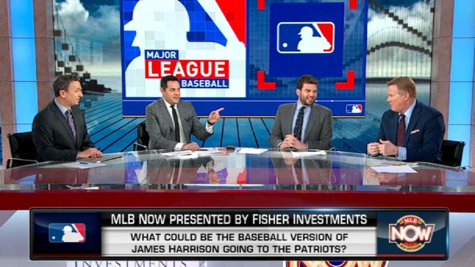 MLB Now: Joining Rival Teams