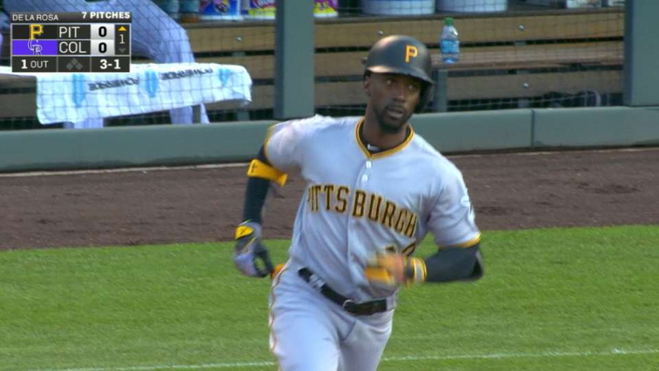 Cutch's three homers