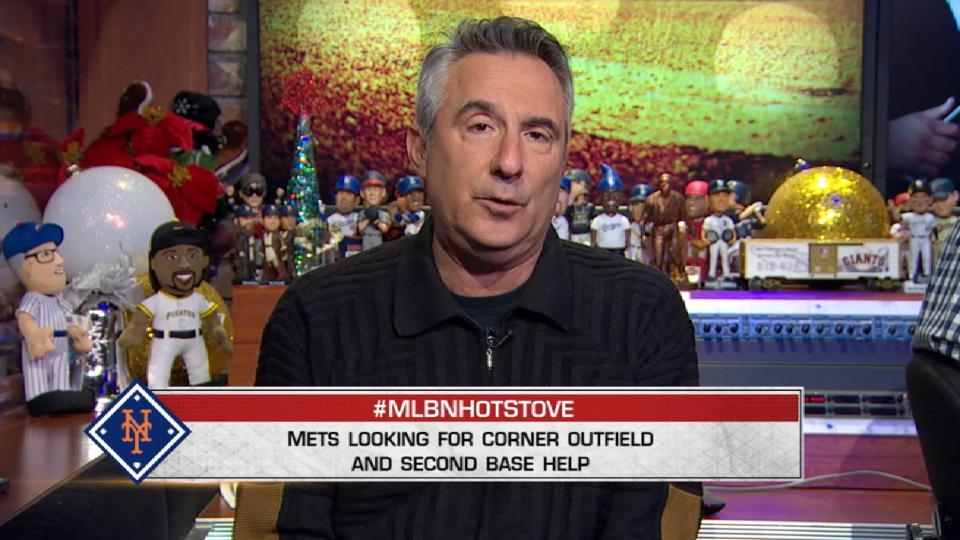 Hot Stove: Astros, Mets