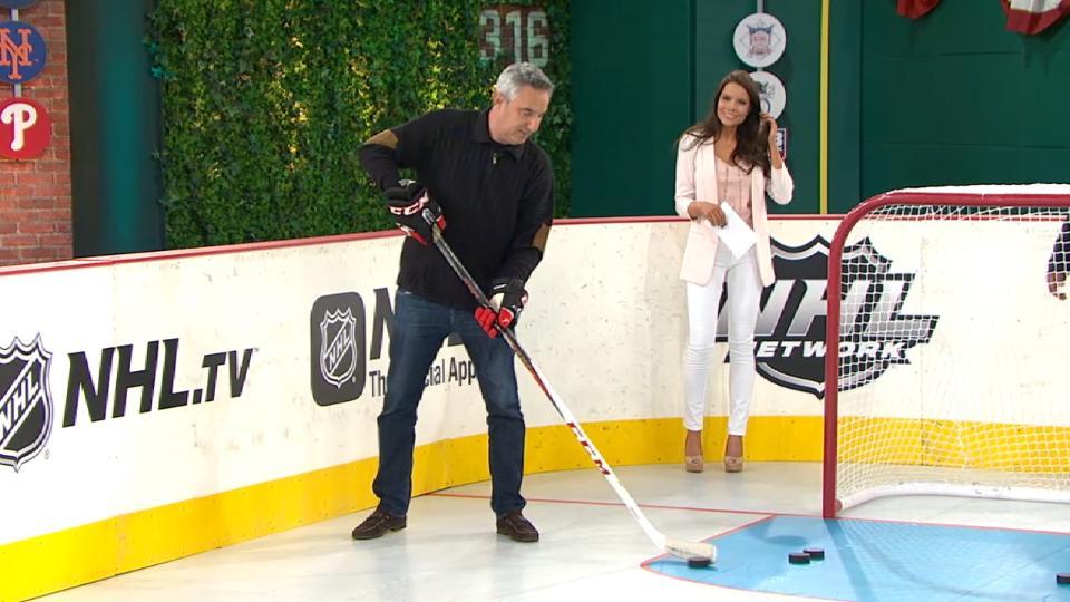 Hot Stove: Hockey Challenge