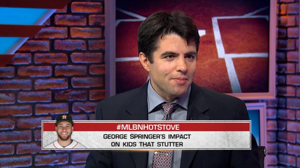 Hot Stove: Mets' arms, Springer