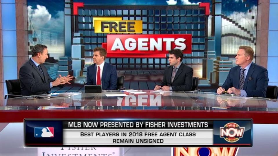 MLB Now: Lack of Market Activity
