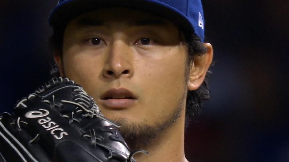 Dodgers could re-sign Darvish