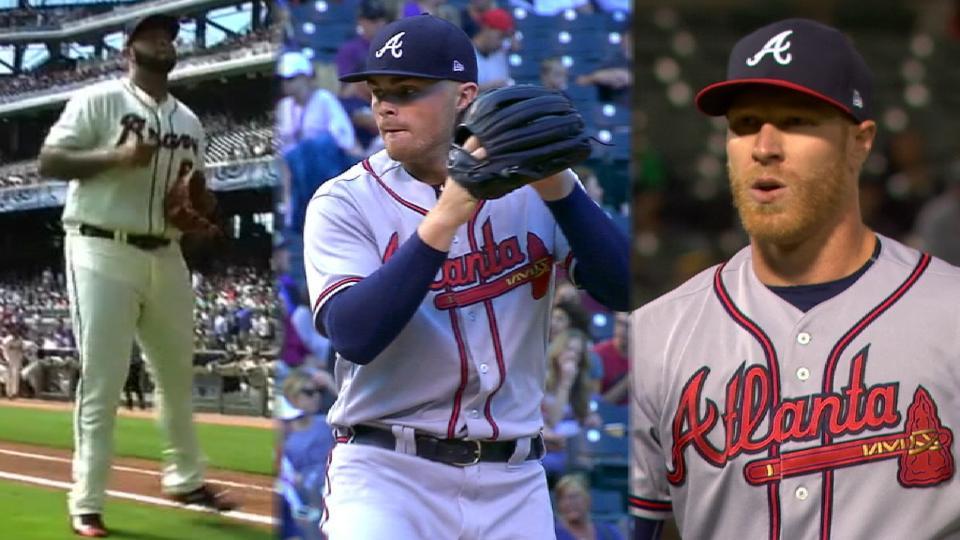 Braves need pitching improvement