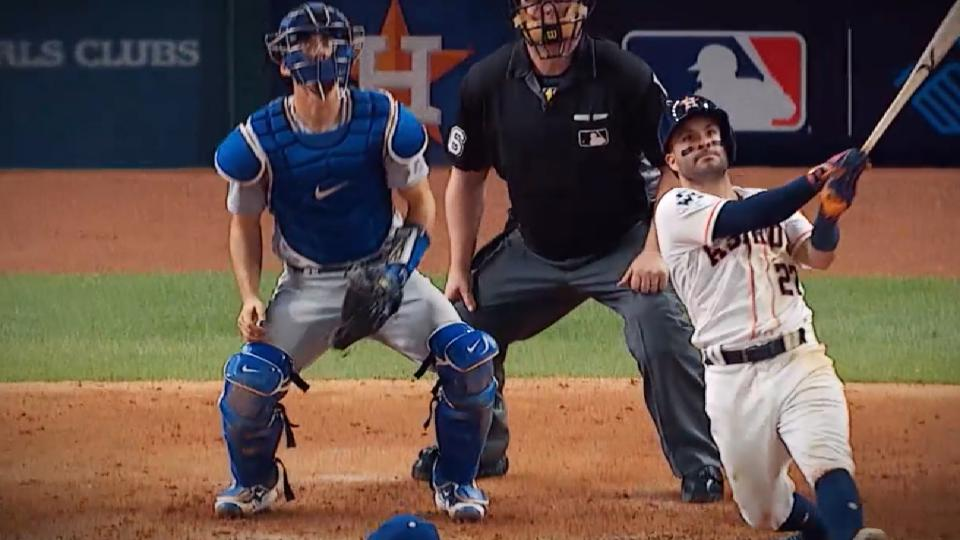 Altuve is AP Athlete of the Year