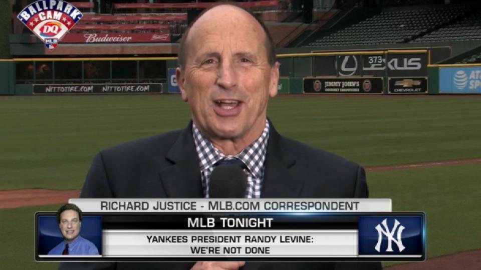 MLB Tonight: Market for starters