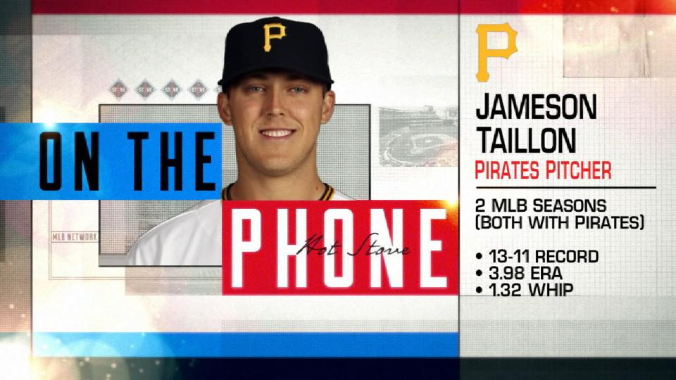 Taillon on his eventful 2017