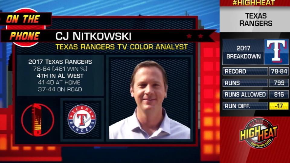 High Heat: CJ Nitkowski