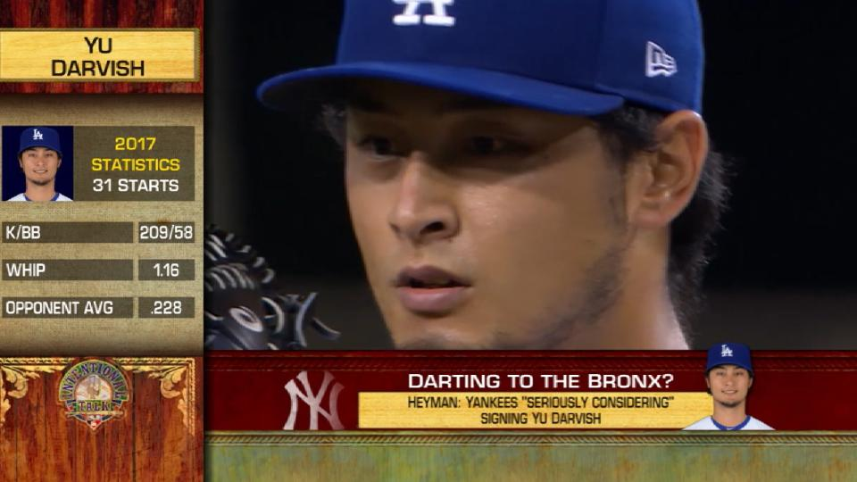 Yankees interested in Darvish