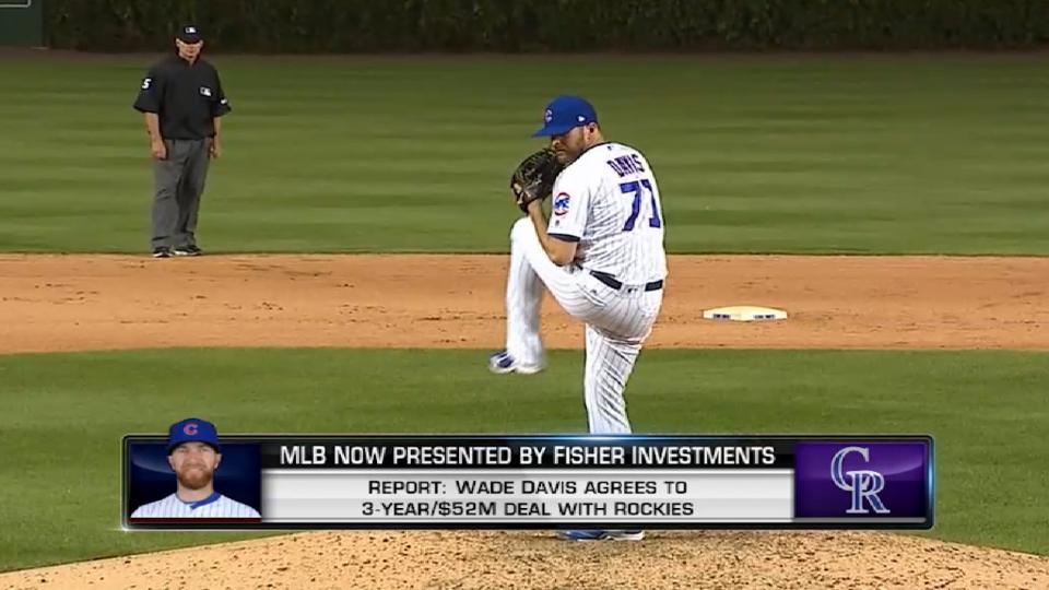 MLB Now on Wade Davis