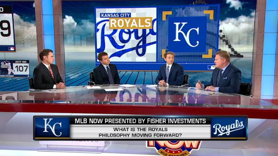 MLB Now: Royals direction in '18