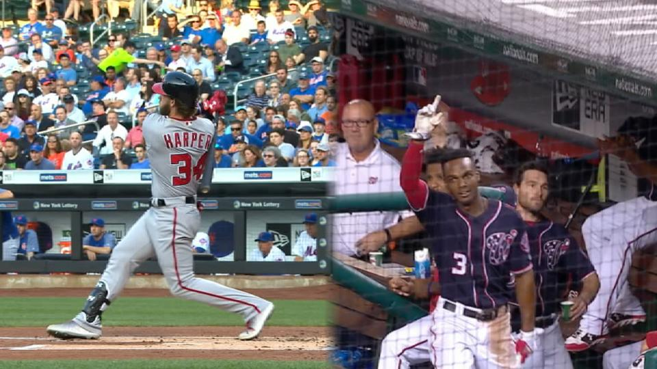 Best of Statcast: Nationals