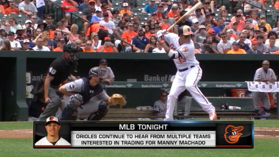 Red Sox interested in Machado