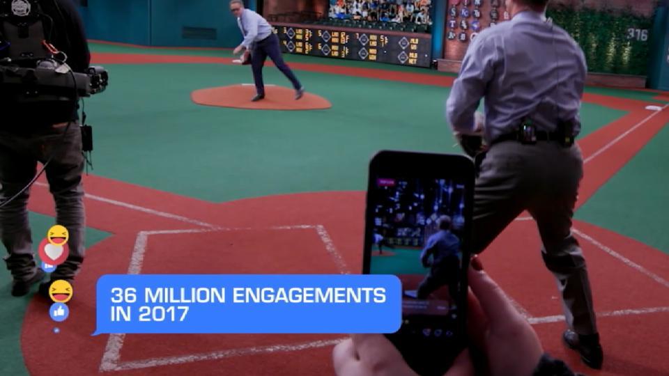 MLB Tonight: Social Media