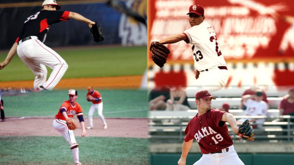 CFP schools' great MLB talent