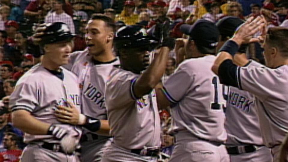 Spencer's three-run home run
