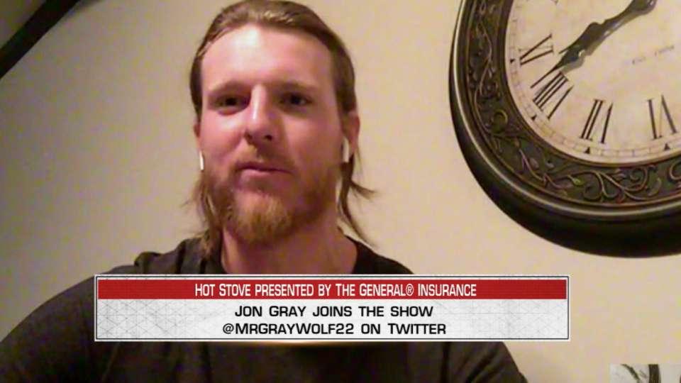 Gray on Rockies' bullpen
