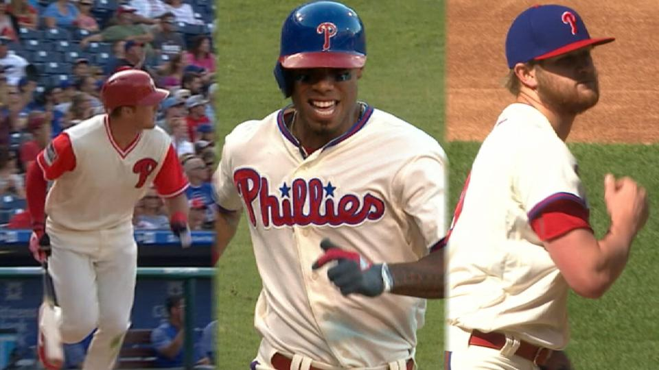 Phillies developing youth in '18