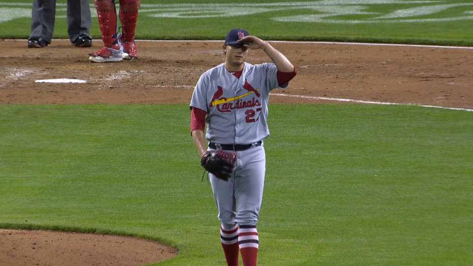 Cards hope Cecil can bounce back