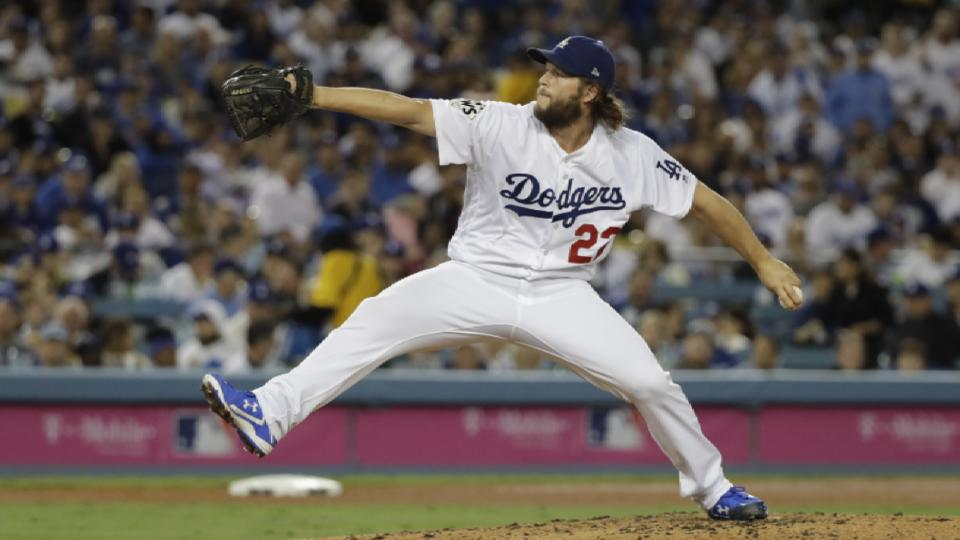 Kershaw could opt out after 2018
