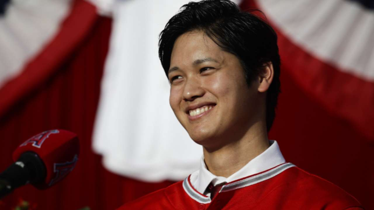 Angels' plan for Ohtani
