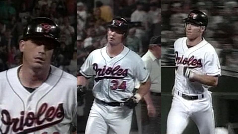 Orioles go back-to-back-to-back