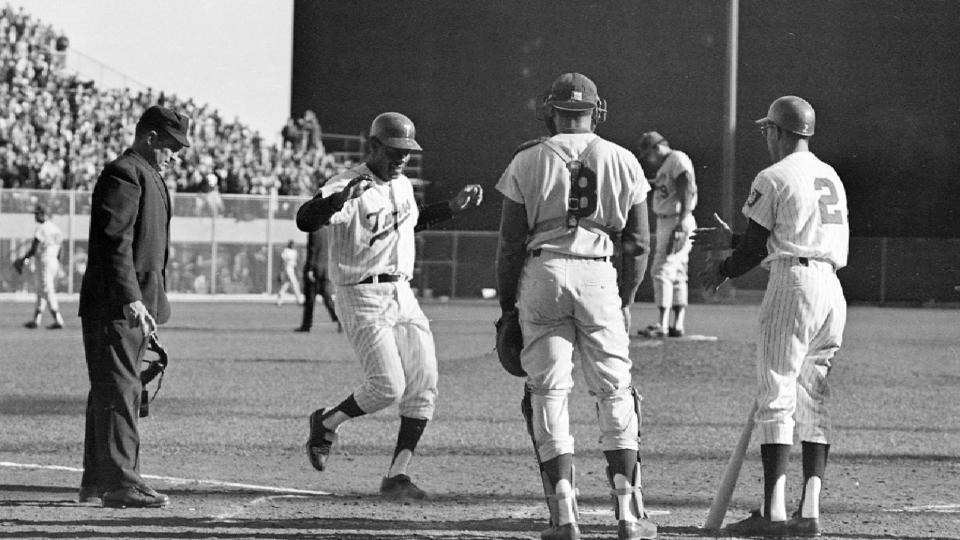 Grant's three-run homer