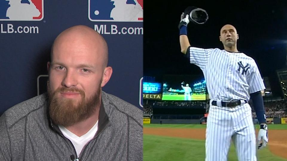 Prospects share MLB memories