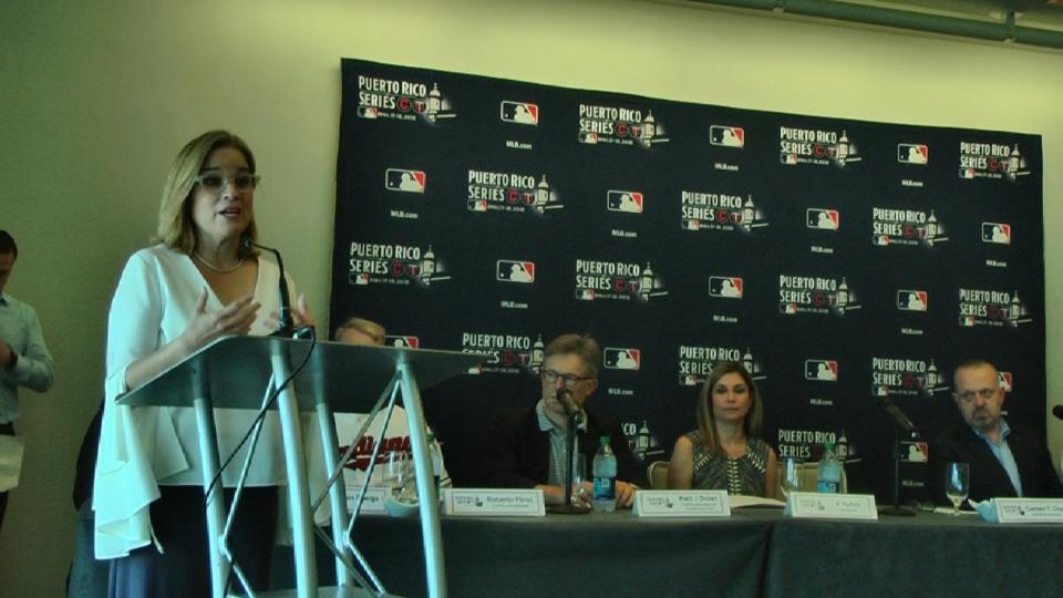 En P.R. celebran vuelta de MLB