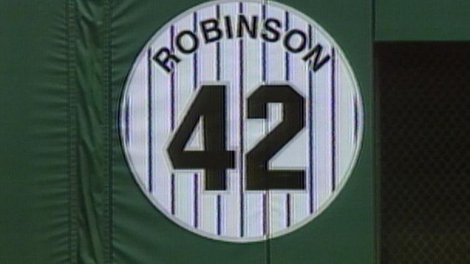 Rockies honor Jackie Robinson