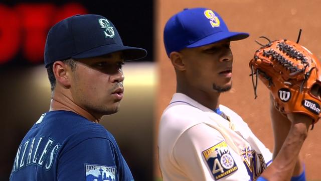 Mariners considering periodic 6 man rotation seattle mariners sciox Gallery