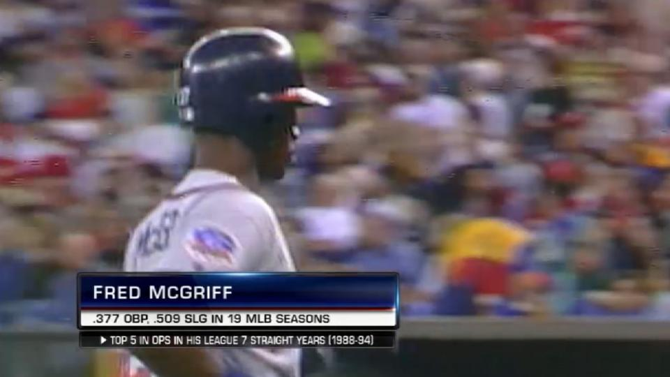 Kenny on McGriff's HOF chances